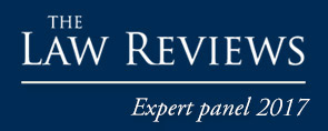 The Law Reviews Expert panel 2017