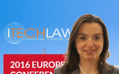 ItechLaw 2016 European Conference – 9 to 11 November – Madrid