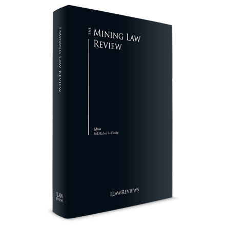 The Mining Law Review (2017)