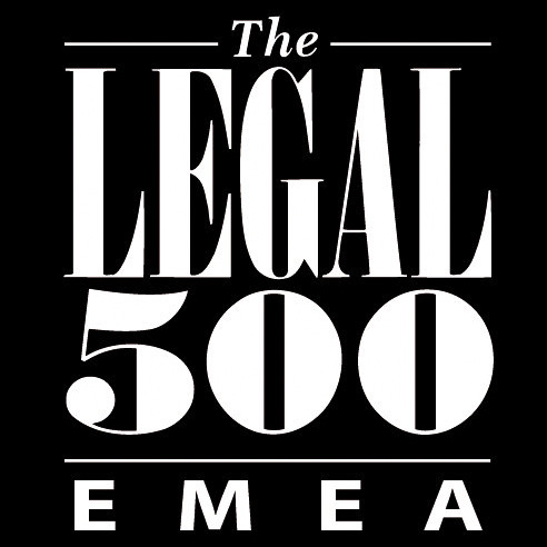 CRA recommended in The Legal 500 Europe, Middle East and Africa 2019 editorial in Intellectual Property