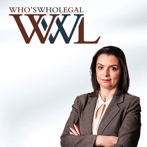 Mónica Oliveira Costa reconocida por la Who's Who Legal en Privacy & Protection y Data Security