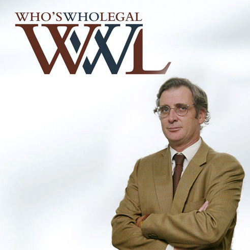 Jaime Medeiros reconocido por la Who's Who Legal 2019 en Private Client