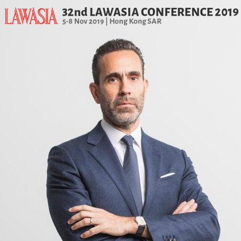 LAWASIA Conference 2019 – 5 to 8 of November of 2019 – Hong Kong
