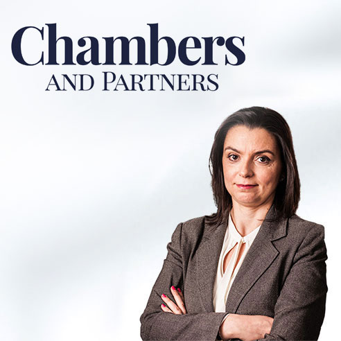 CRA recommended in Chambers & Partners Europa 2020 editorial in the practice area of TMT (Telecommunications, Media and Technologies)