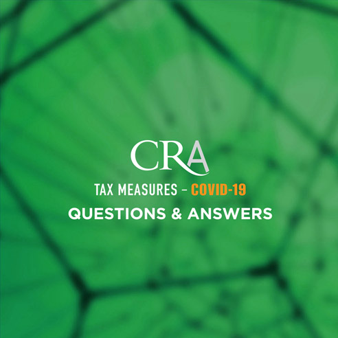 Tax Measures – Covid-19 | Questions & Answers