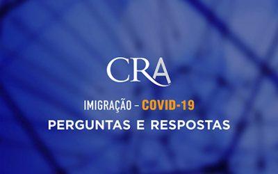 Imigração – COVID 19