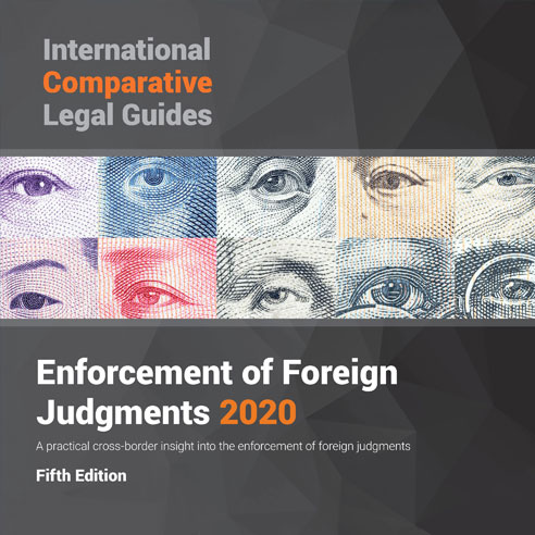 Enforcement of Foreign Judgments (2020)