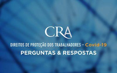 Direitos de Proteção dos Trabalhadores – COVID-19