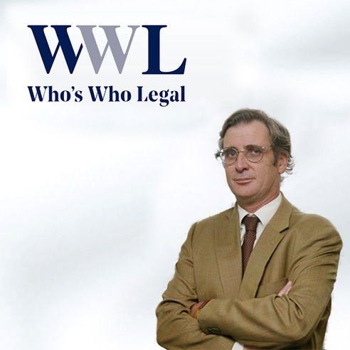 Who's Who Legal Data 2021 – Thought Leader